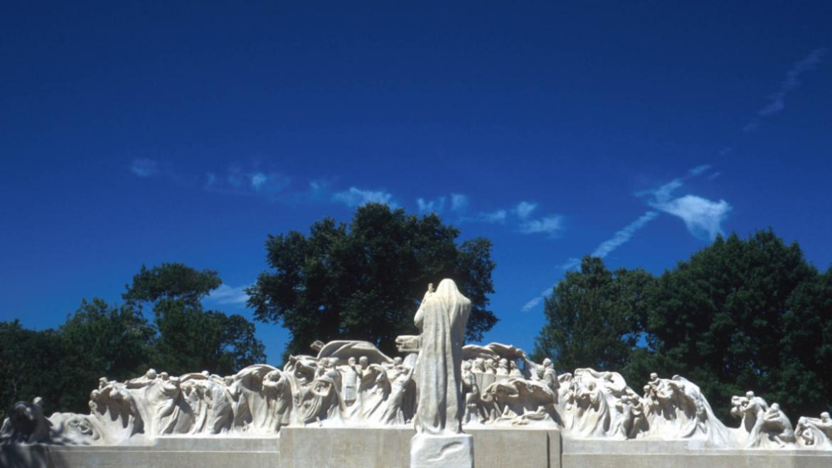 The Chicago Park District and Art Institute of Chicago worked together for over a decade