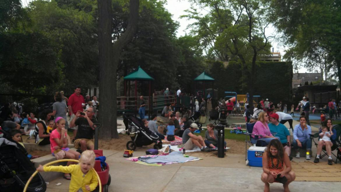 School of Rock concert was a hit at Adams Playground Park.