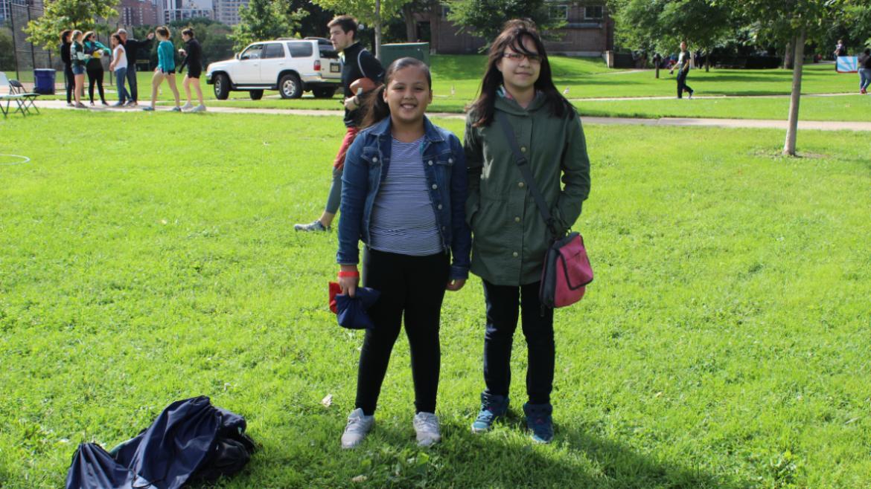 Veterans Field Day 2015- kids