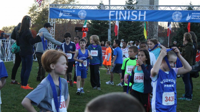 Great job runners!
