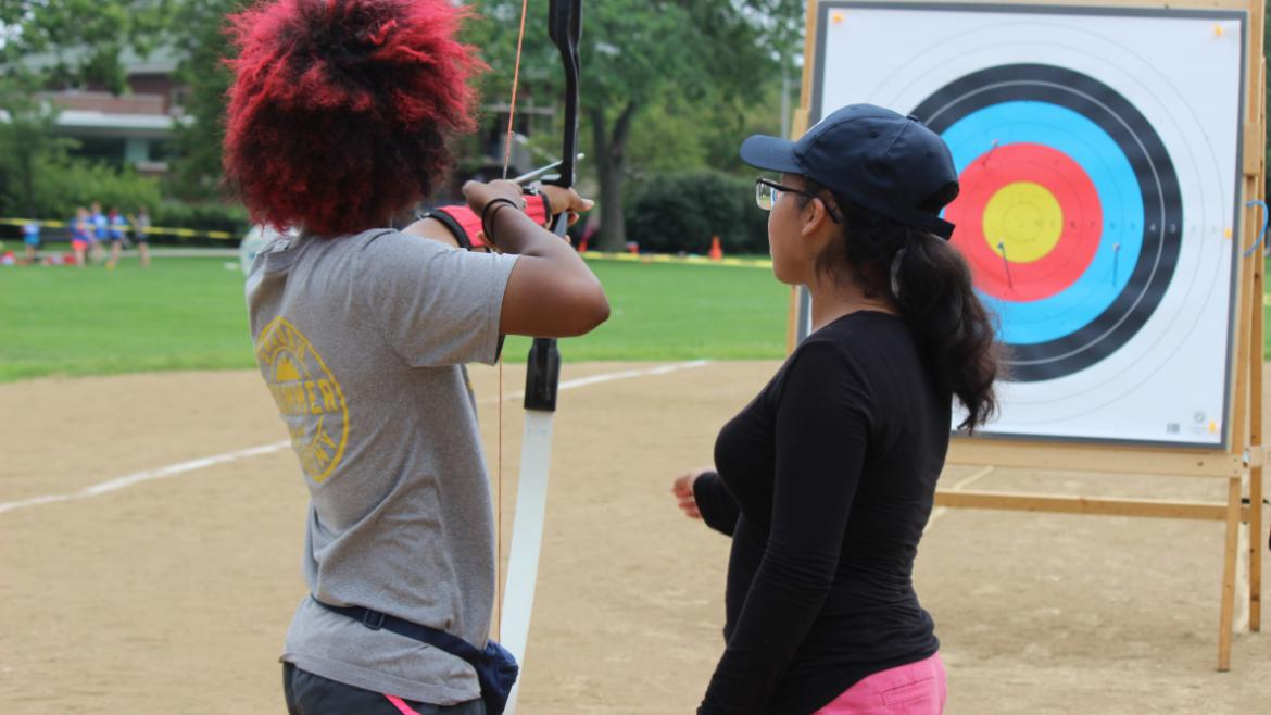 learning_archery!