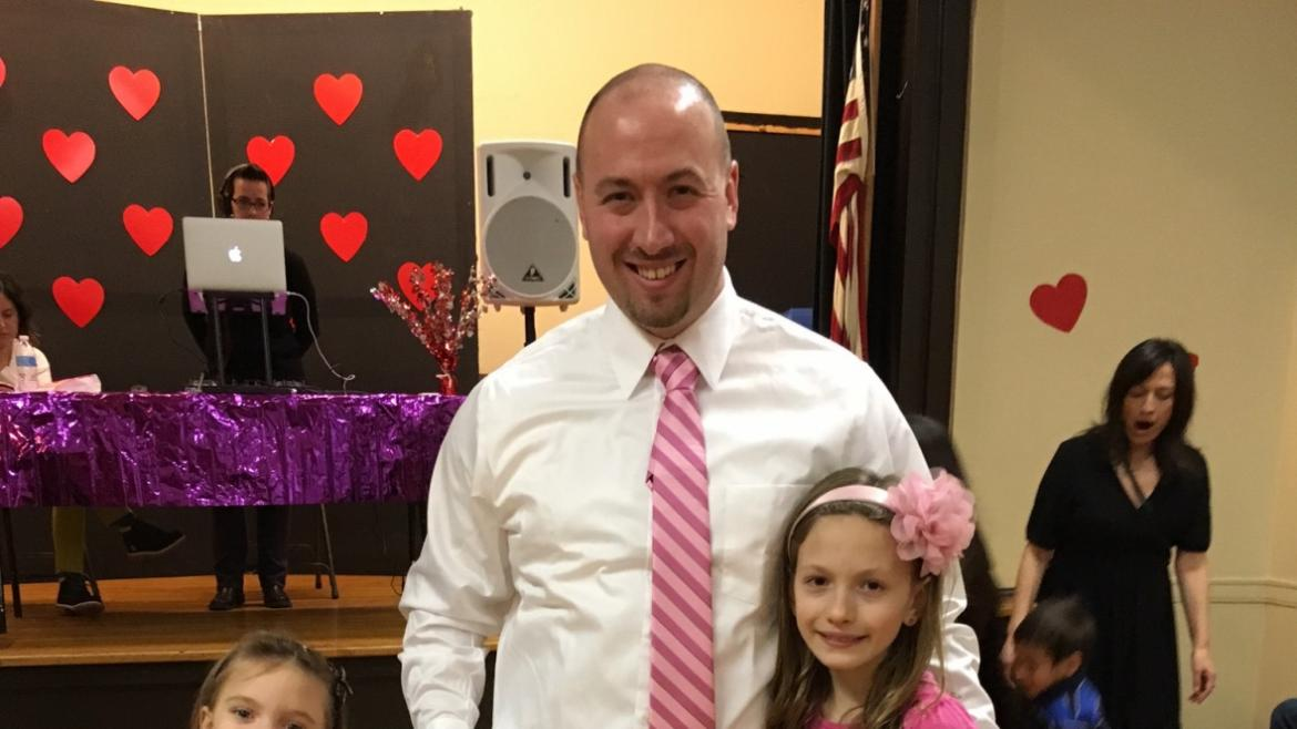 Mayfair Park hosted their annual Valentine Day Dance.