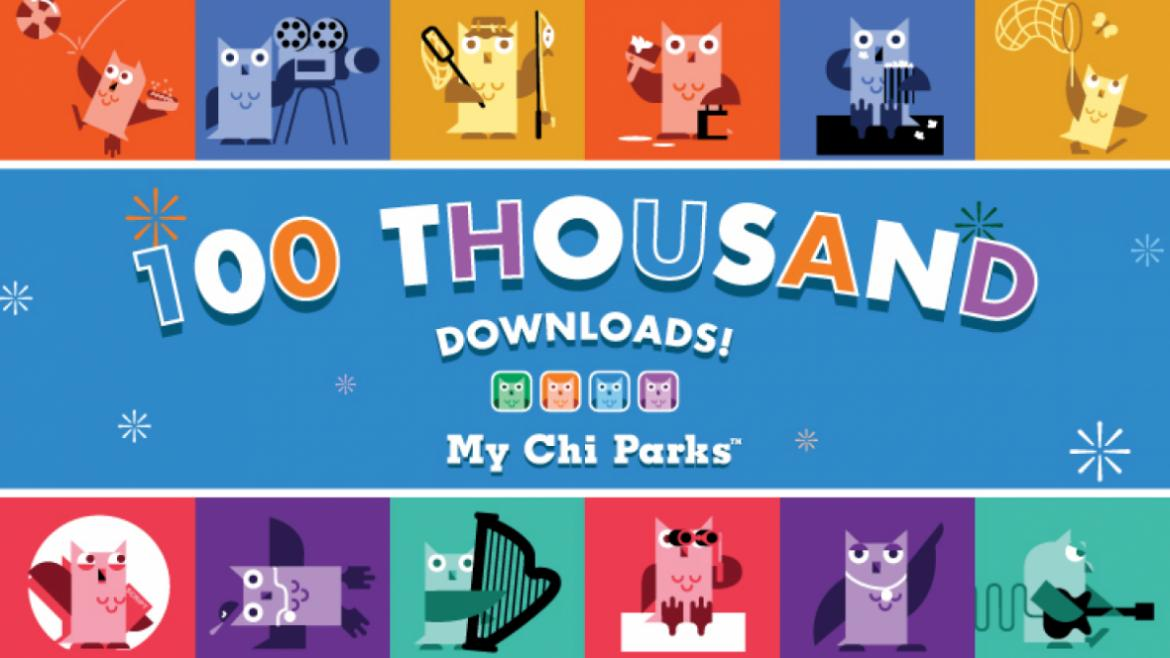 Thank you for making My Chi ParksTM the most downloaded municipal app!