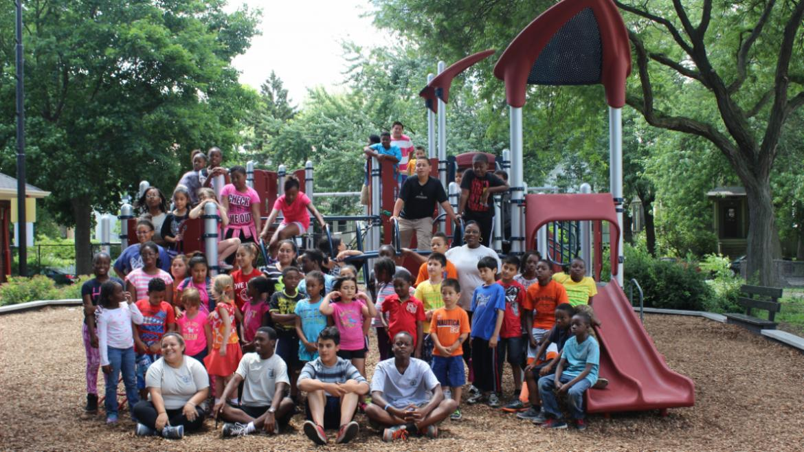 Pashen Park Campers at their BEST!