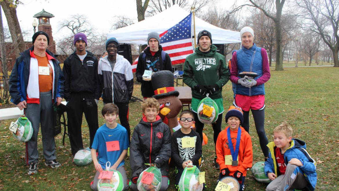 Congrats to the Portage Park 2014 Turkey Trot winners!