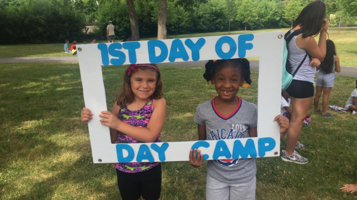 First day of summer camp at Rutherford Sayre Park(4)