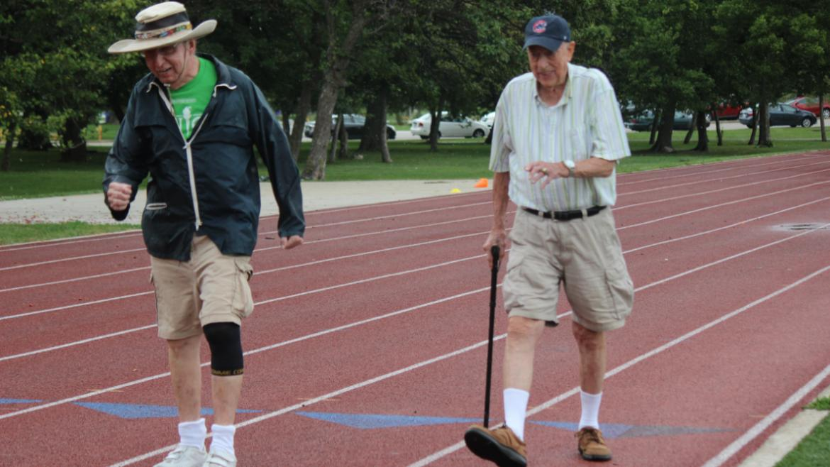 Race Walking at the 2016 Senior Games