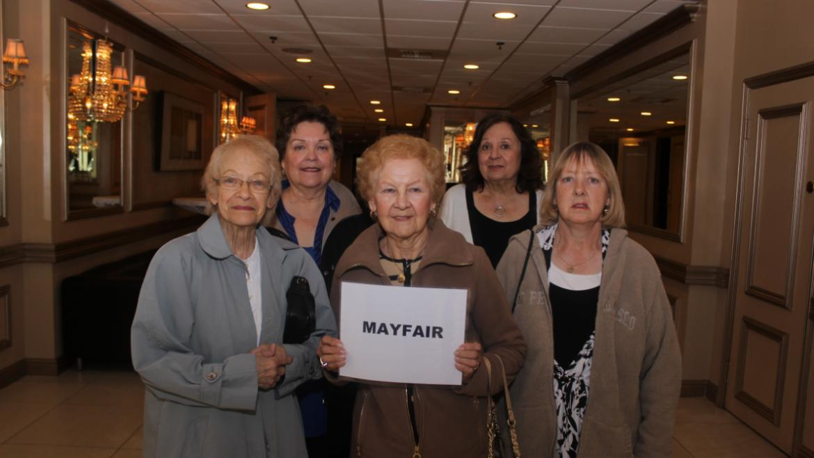 Mayfair Park Senior Group
