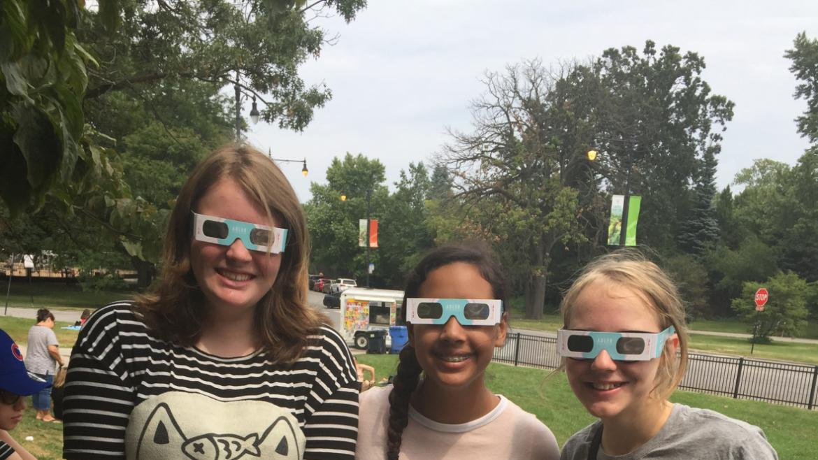 teens at LPCC are equipped to eclipse!