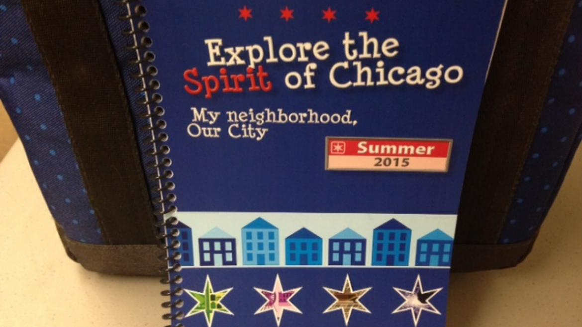 Explore the Spirit of Chicago - My Neighborhood, Our City: camp activity guide