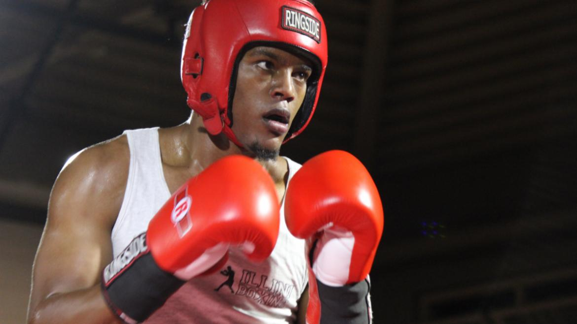 Staying focused paid off for this boxer from Portage Park.