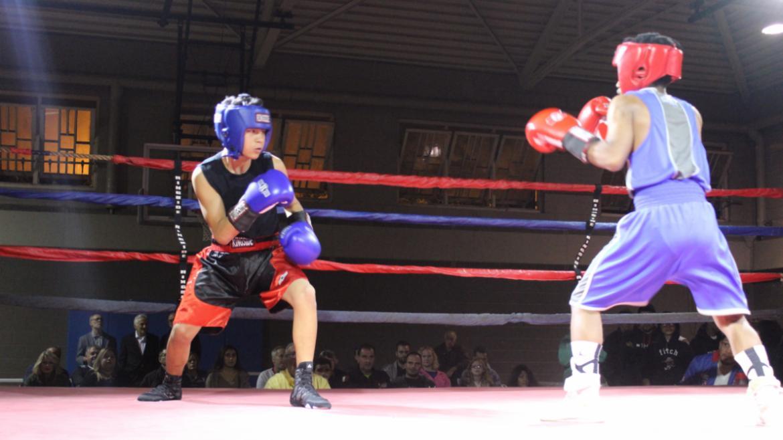 Hamlin Park Boxing Showcase.