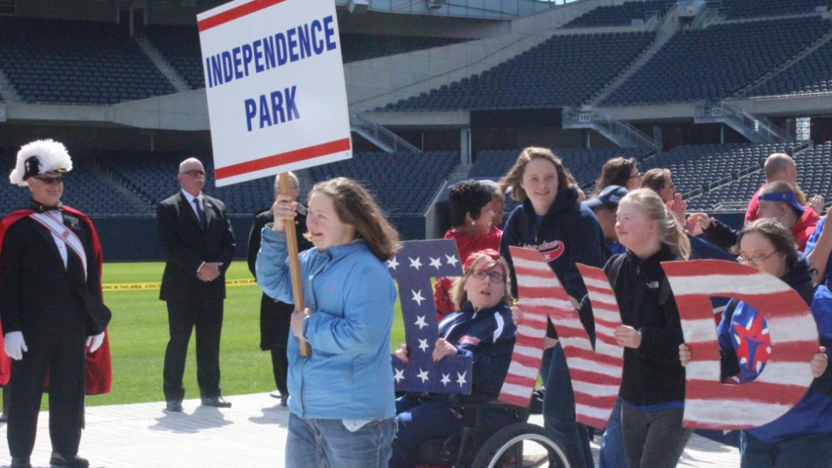 Independence Park is here!