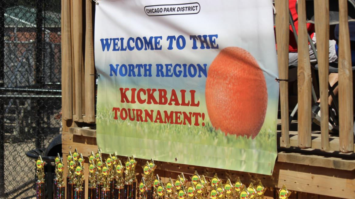 Welcome to the 5th Annual Summer Kickball Tourney!