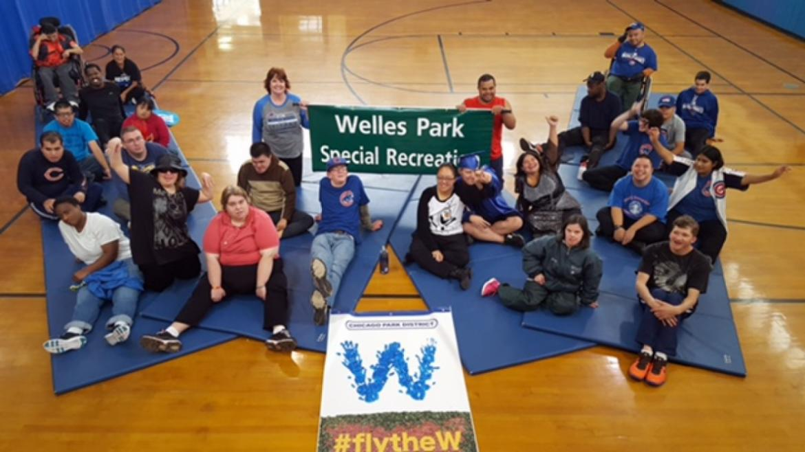 We love Welles Park Special Rec!