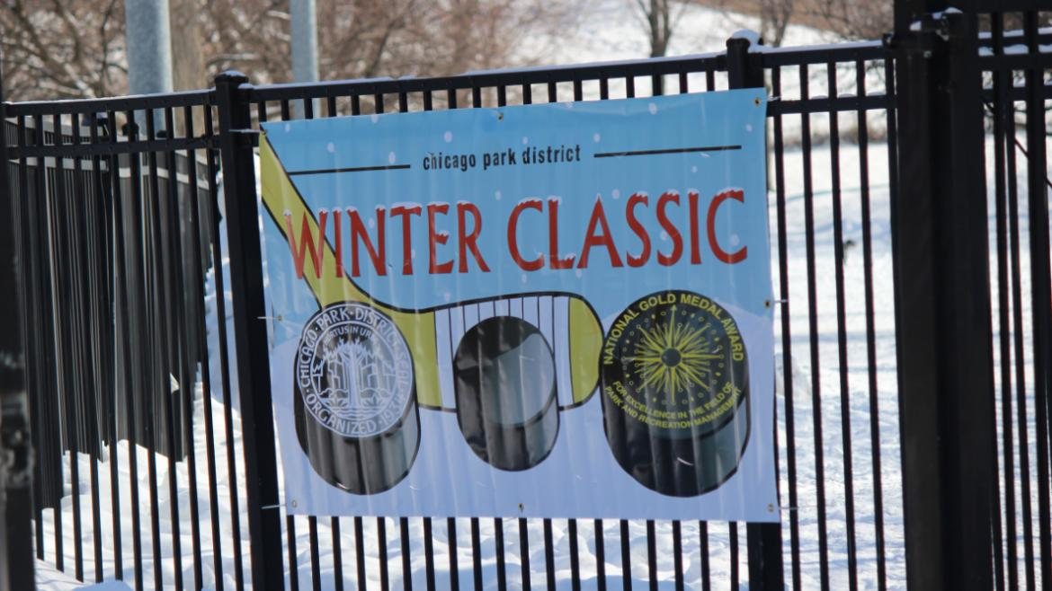Welcome to our Winter Classic Hockey Challenge!