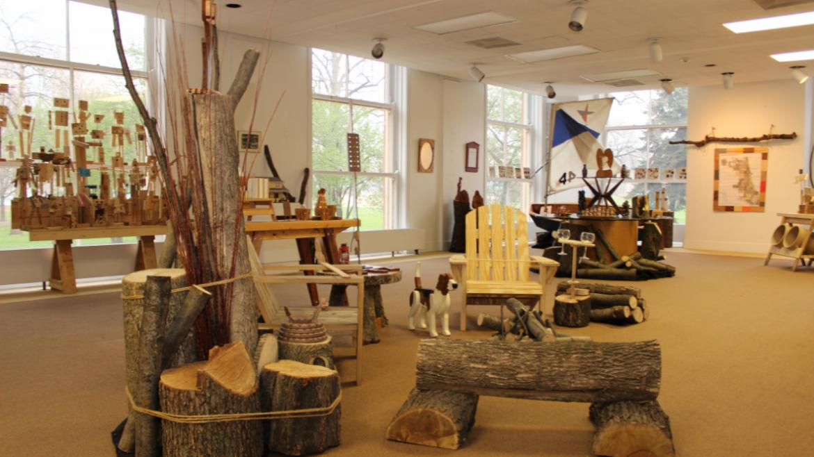 Woodshop Gallery