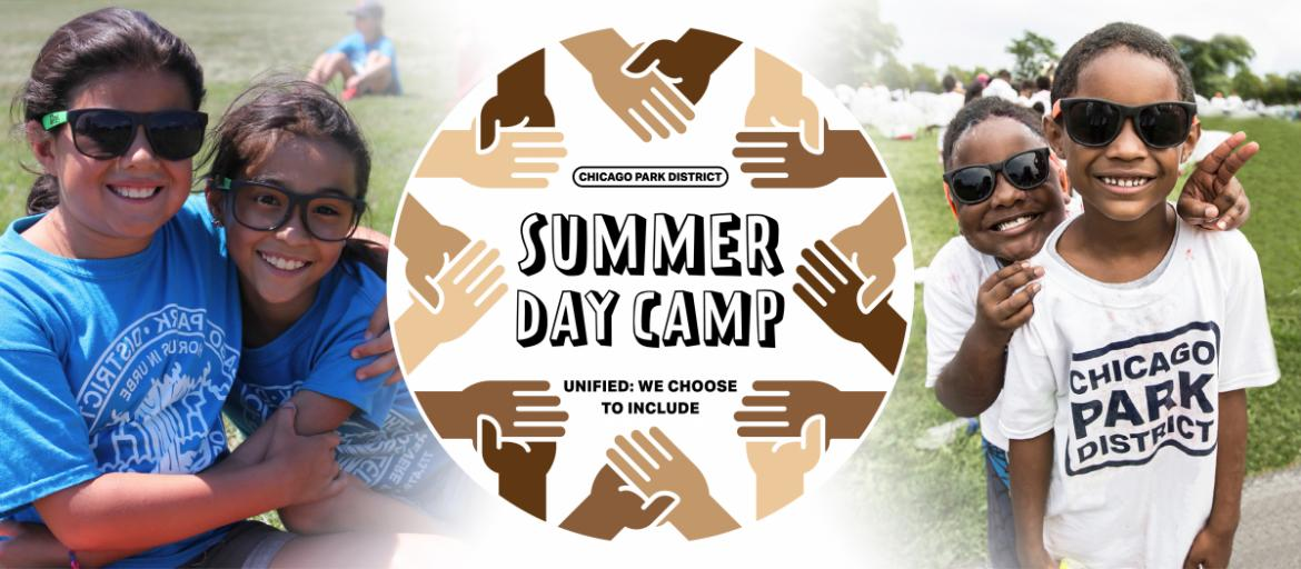 Regular programs run the week of June 18 through the week of August 20, standard day camps run for six weeks from June 25 through August 3