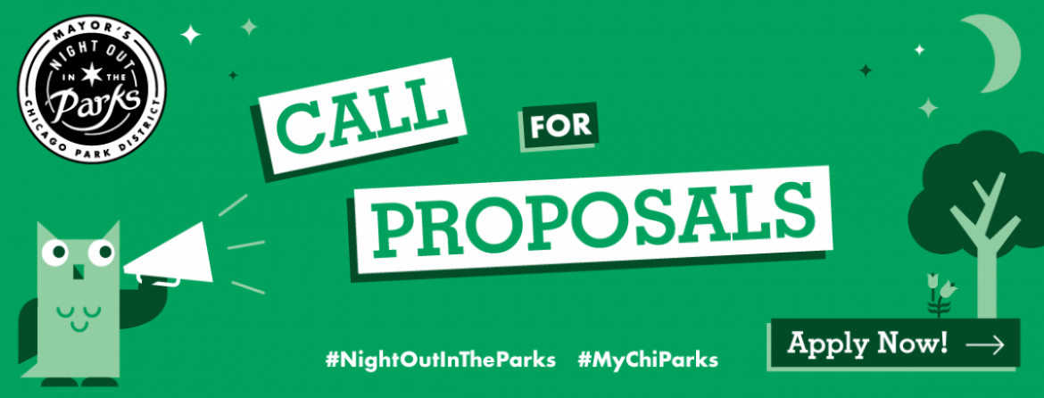 Call for Night Out in the Parks Proposals.