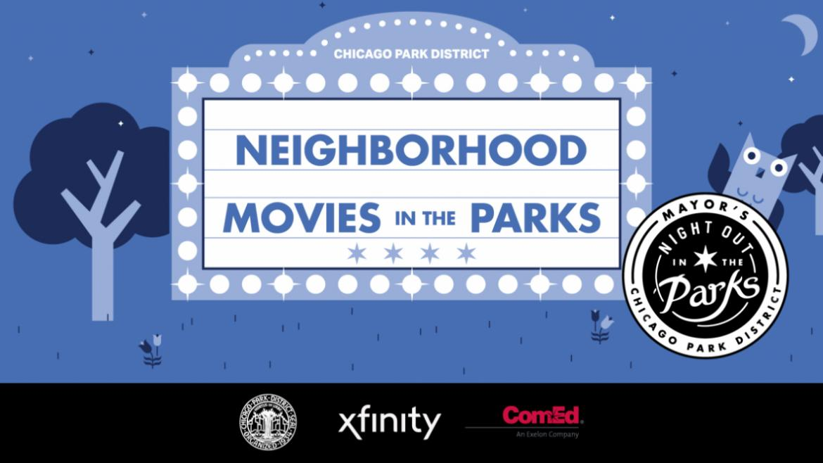 Movies in the Parks Kicks Off July 13.