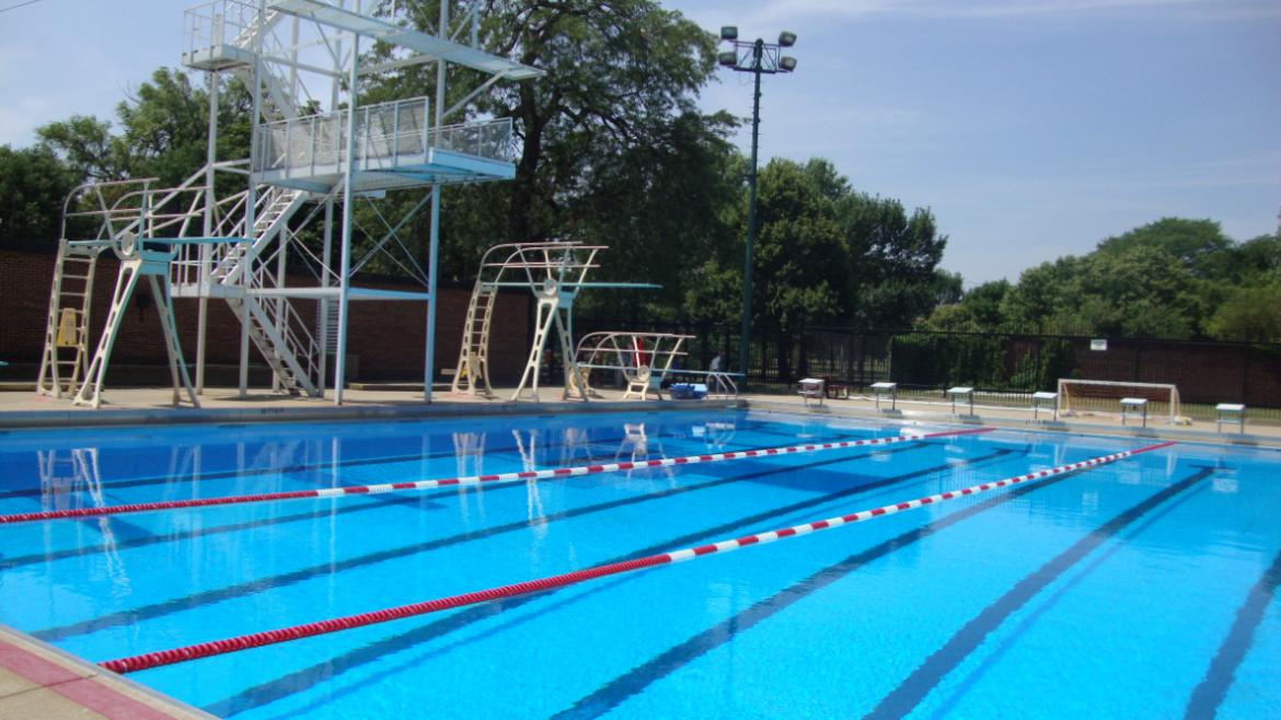 The Park District has a total of 92 pools.
