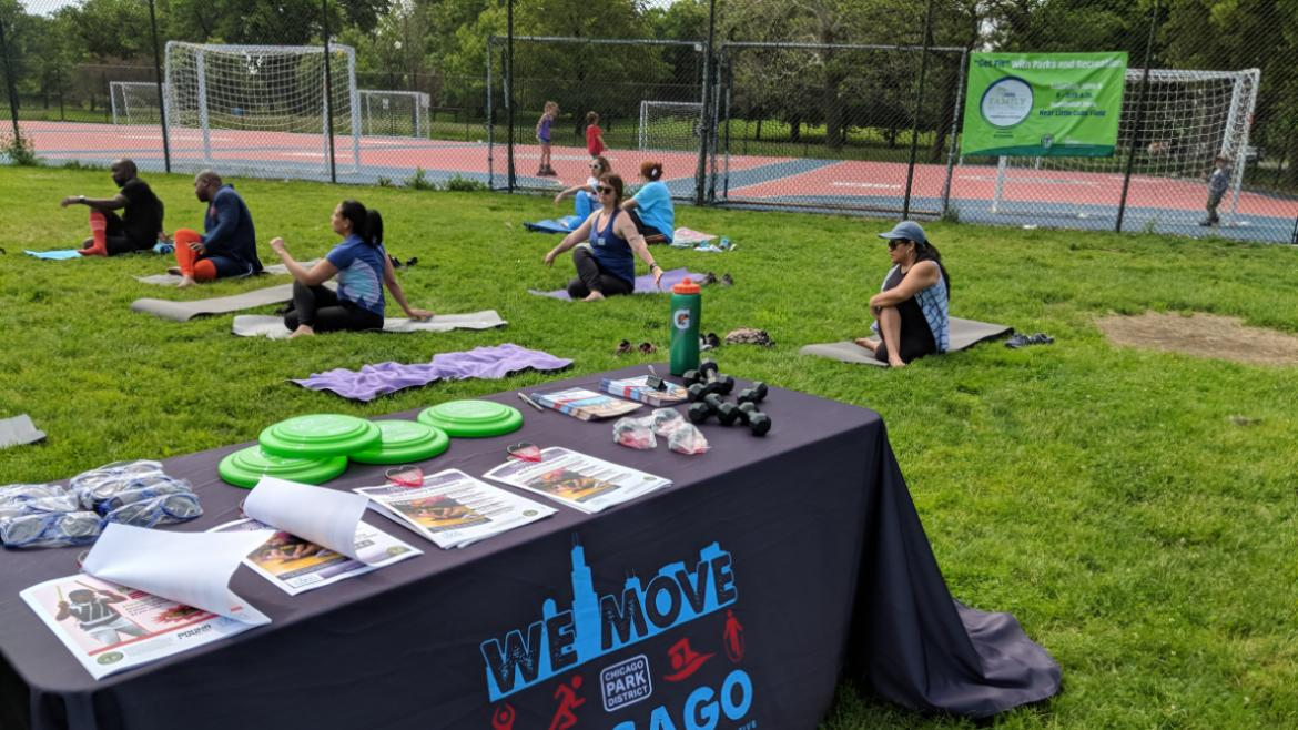 NRPA Family Fitness Day- June 2019!