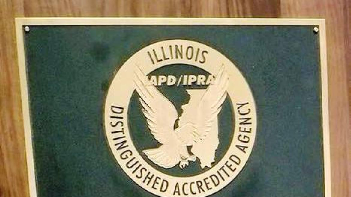 This is the Chicago Park District's second, successive accreditation in six years.