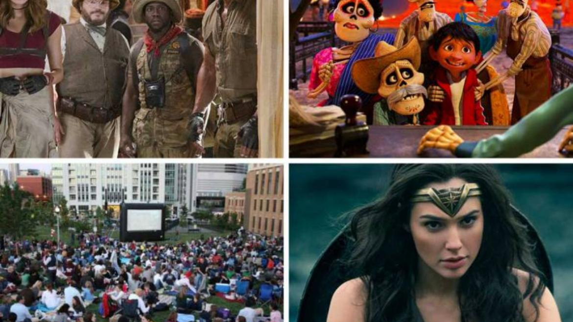 Movies in the Parks kicks off June 1.