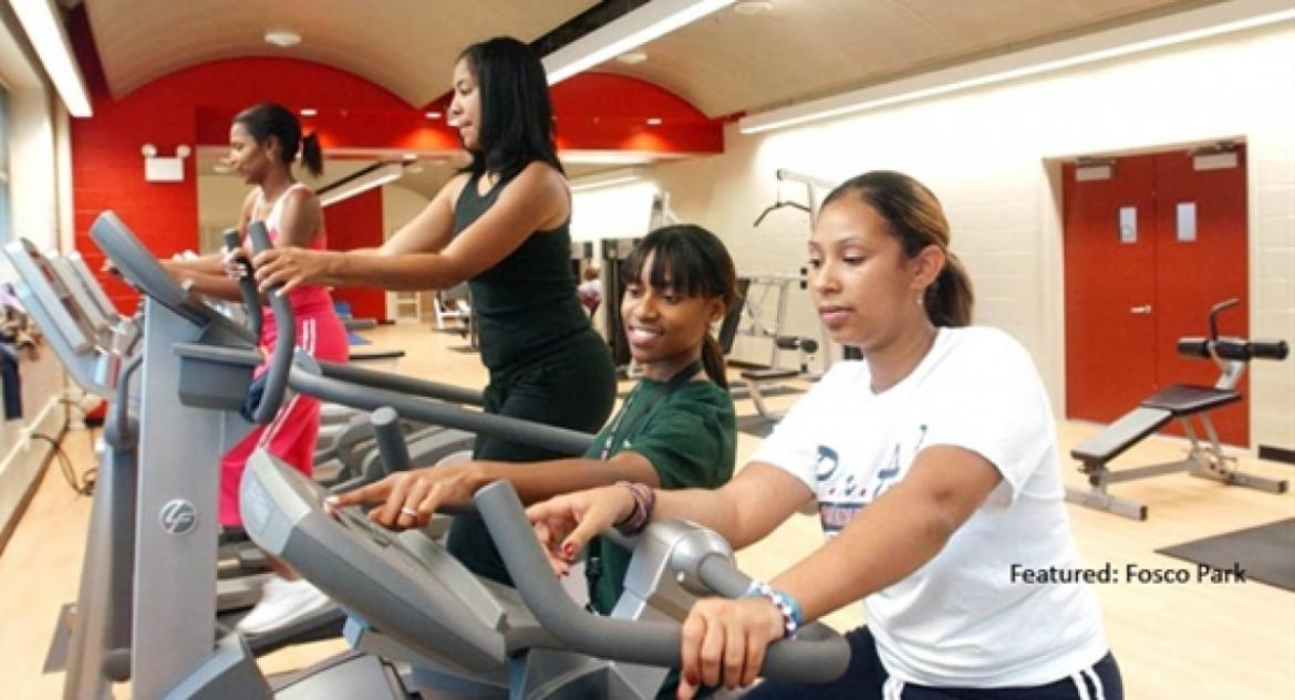 Wellness at CPD fitness centers