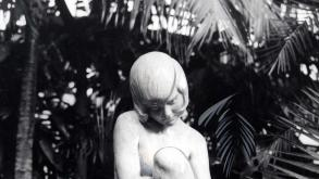 Despite early plans to install the Garden Figure in an open shelter in Jackson Park.