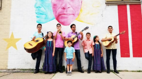 Dance & Sing Fiesta with Cielito Lindo at Bosley