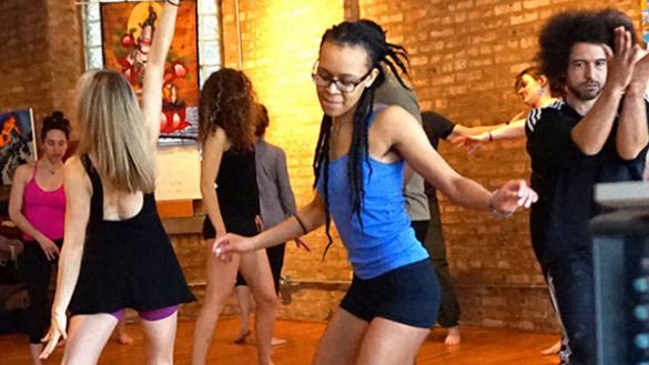 Ecstatic Dance at Loyola