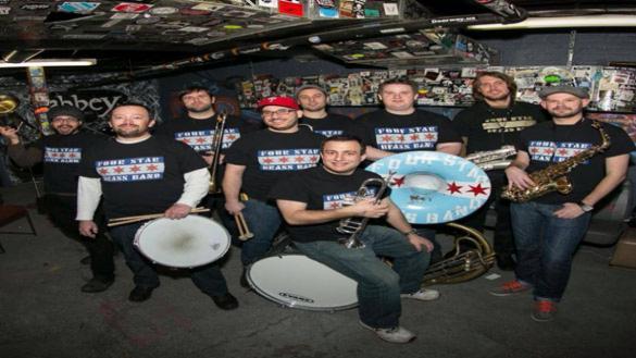 Four Star Brass Band at Seneca