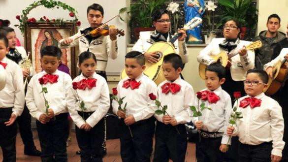 Mariachi Tradicional Juvenil at Piotrowski