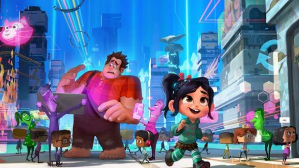 Ralph Breaks the Internet Movie