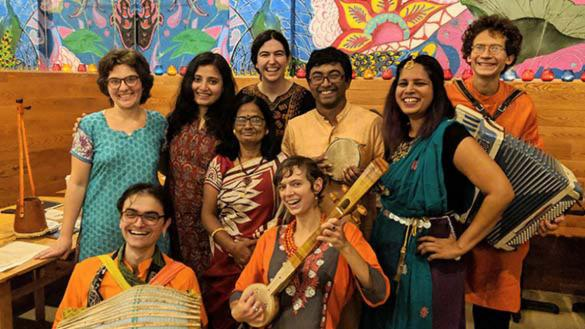 Song & Dance from the Soul of Bengal at Jackson