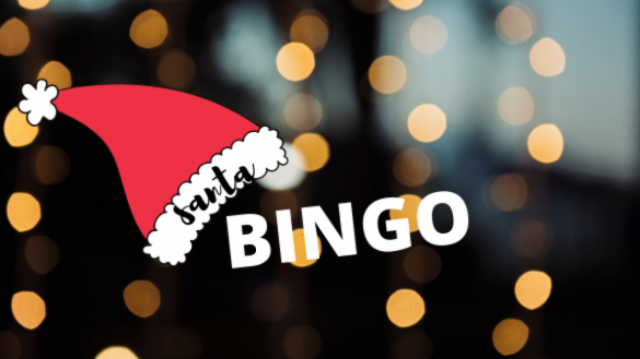 Join us for bingo with Santa