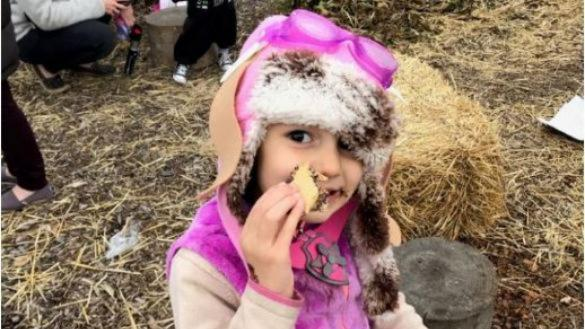 S'mores & Stories at Kilbourn