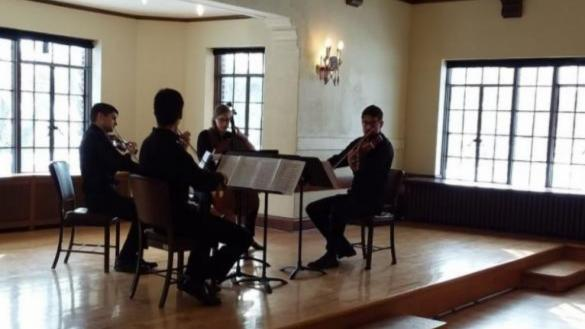 Civic Orchestra Concert at Indian Boundary CC