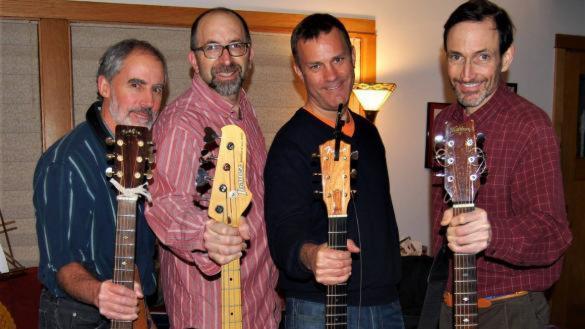 Concert - Resounding Wayves at Horner