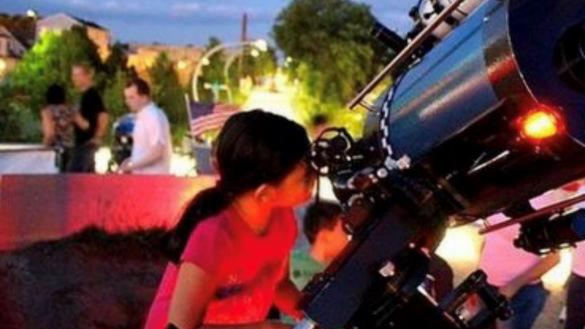 Astronomy in the Parks at Park No. 579 (Ridgeway Trailhead)