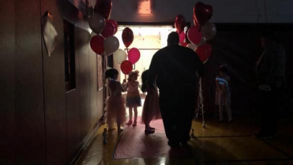 Valentine Dance at Online