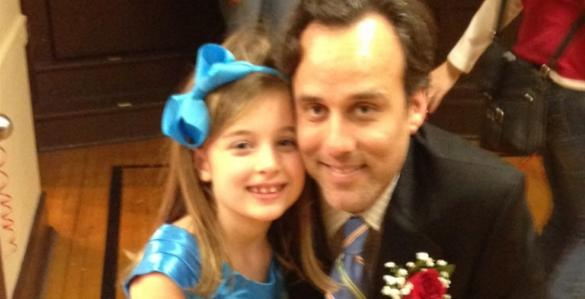 Daddy Daughter dance in the parks.