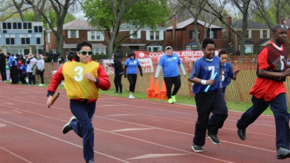 Special Olympics Track and Field Games