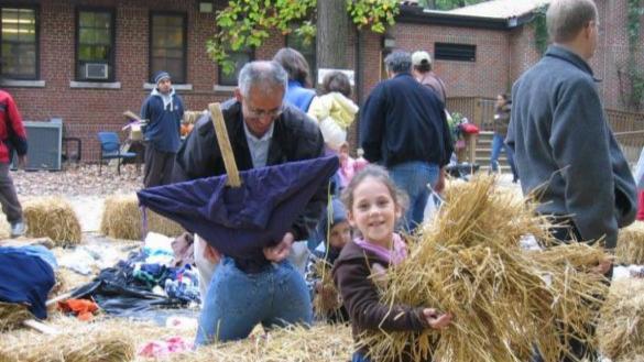 fall fest at North Park Village Nature Center