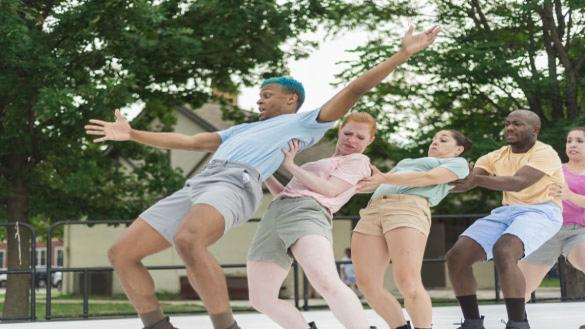 Dance in the Parks at Jefferson