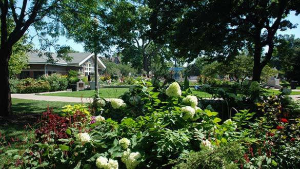 Historic Park & Garden Tours at Wicker