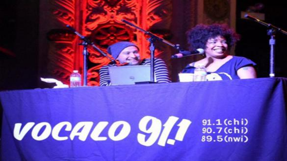 Vocalo 91.1FM Presents at Promontory Point