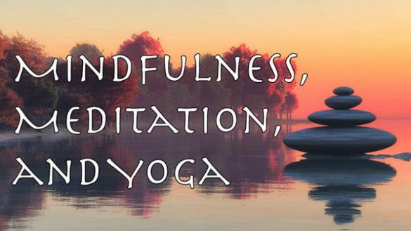 Science in the Parks - Mindfulness, Meditation, and Yoga