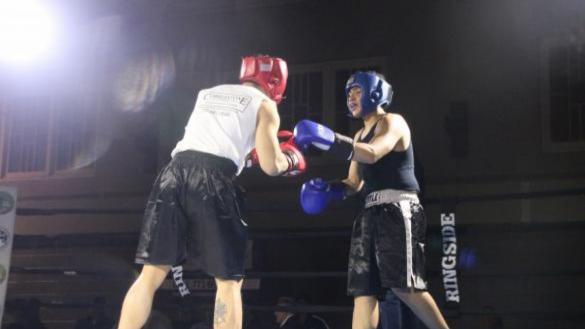 Boxing Showcase at Brooks Park